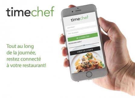 Application TimeChef